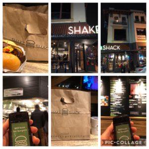 ハンバーガー・チェーン店のShakeShack は、日本に第1号店ができた時に行列ができたそうですが、アメリカでも注文してから出てくるまで時間がかかります。